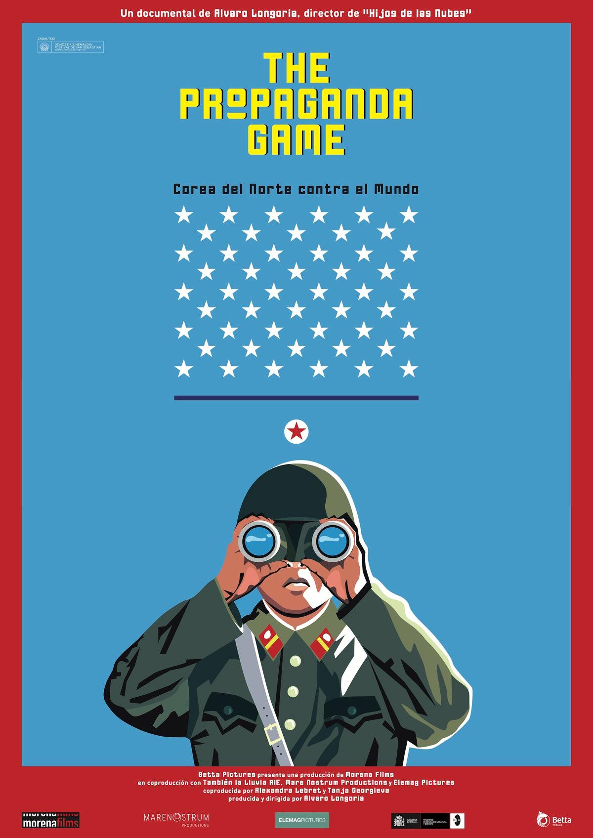 The propaganda game - Crítica de cine